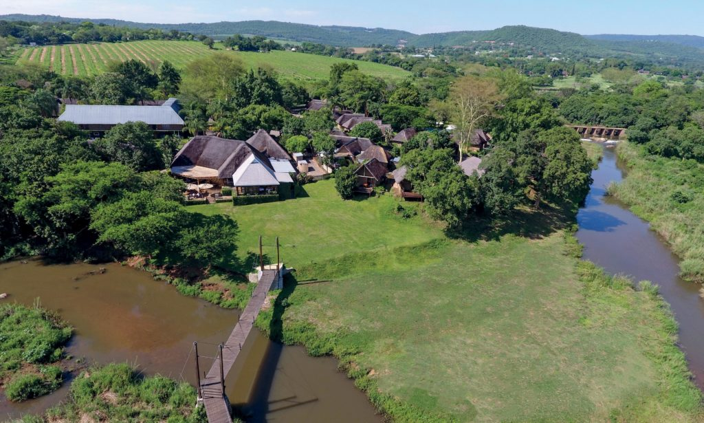 Hippo Hollow Country Estate-Aerial
