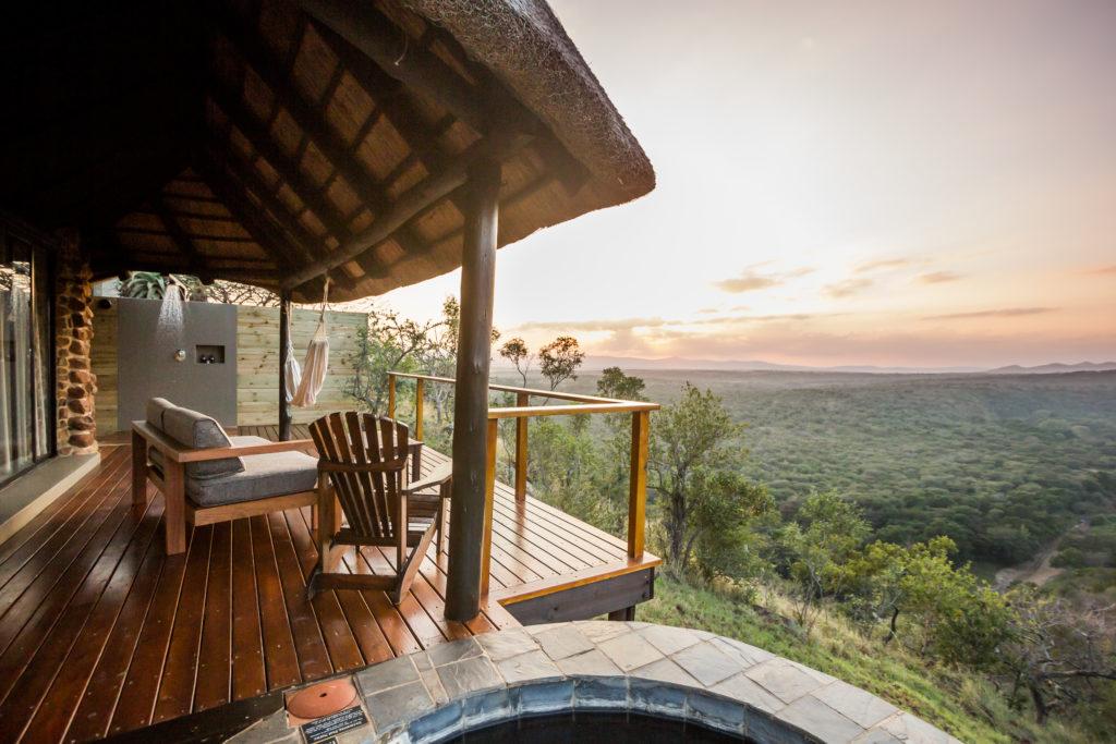 Leopard Mountain Lodge-Luxury Chalet