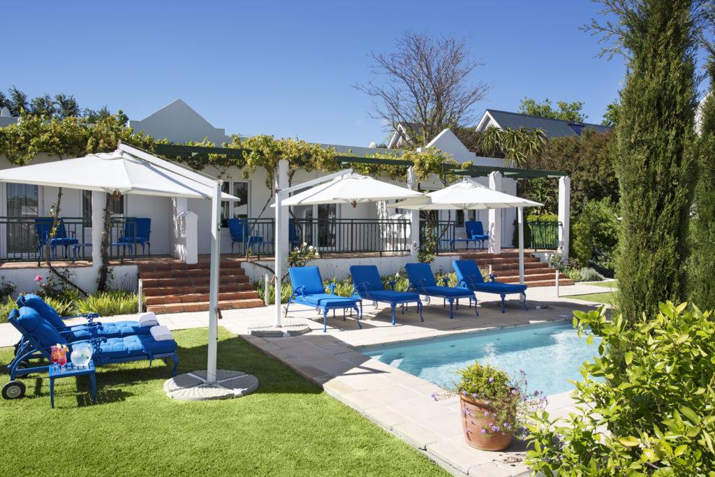Majeka House-Pool