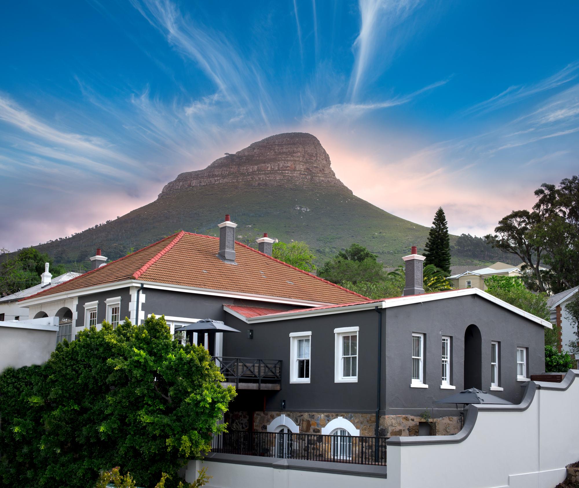 More Quarters Hotel - Cape Town - Hotel backdrop