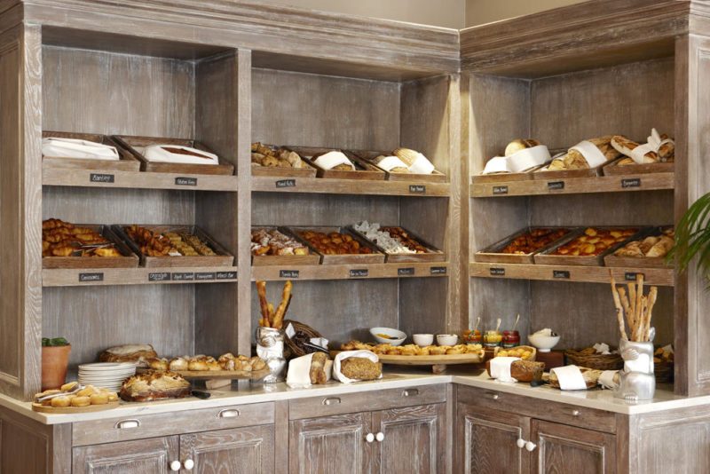South Africa - Cape Town - Belmond Mount Nelson - Oasis Restaurant - Self Service
