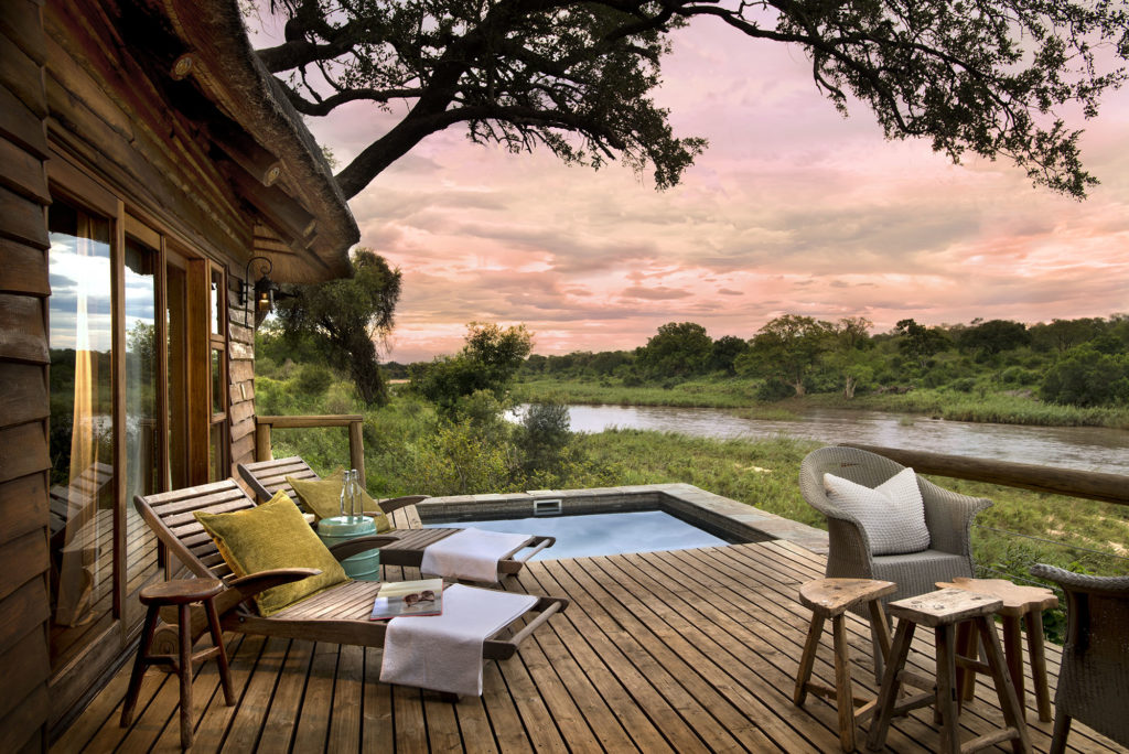 South Africa - Kruger - 4948 - Decking with Plunge Pool
