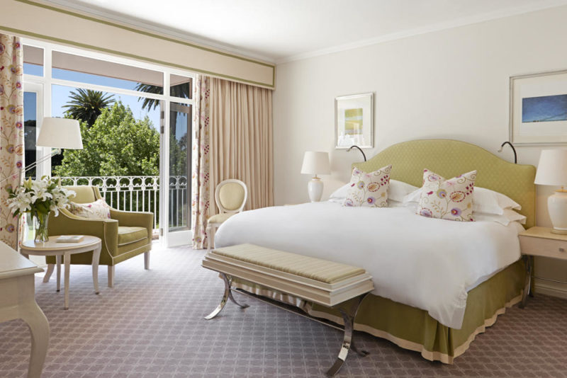 South Africa - Cape Town - Belmond Mount Nelson - Oasis deluxe room