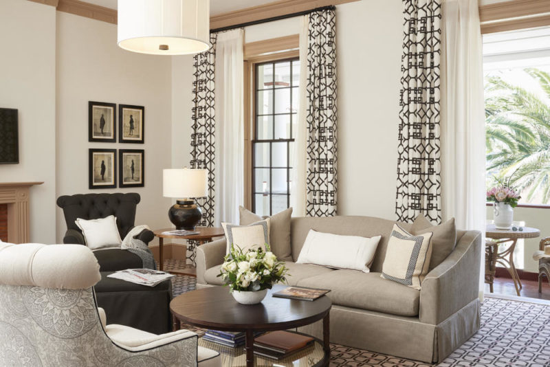South Africa - Cape Town - Belmond Mount Nelson - One bedroom suite lounge