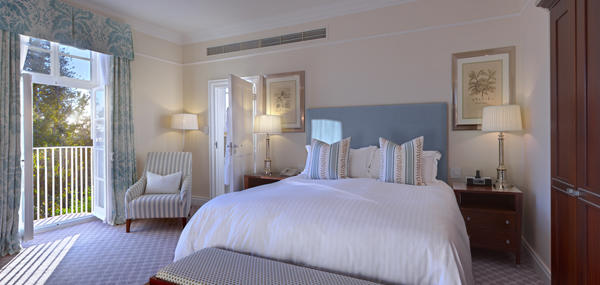 South Africa - Cape Town - Belmond Mount Nelson - One bedroom suite main building