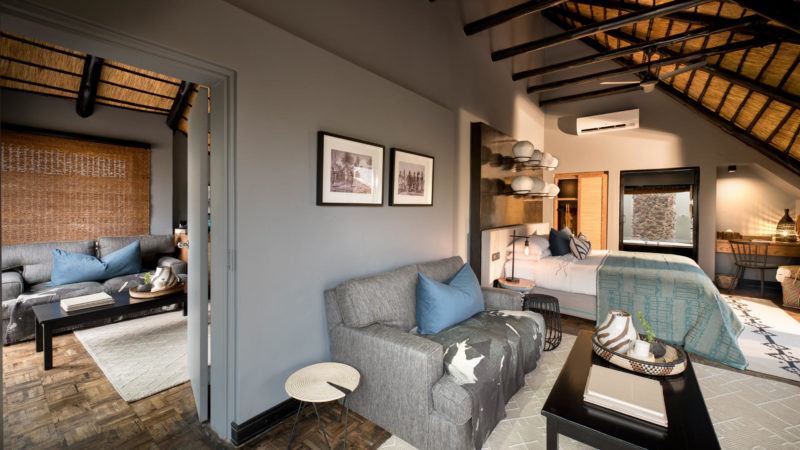 South Africa - andBeyond Phinda Private Game Reserve - Mountain Lodge - Mountain family cottage