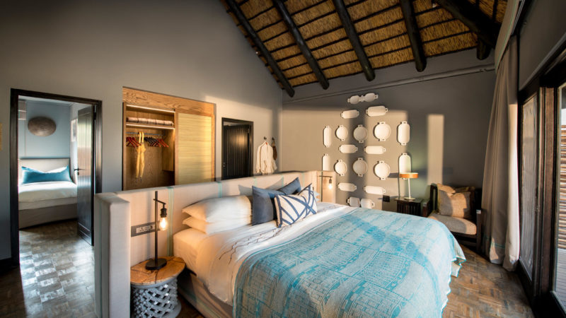 South Africa - andBeyond Phinda Private Game Reserve - Mountain Lodge - Mountain family suite
