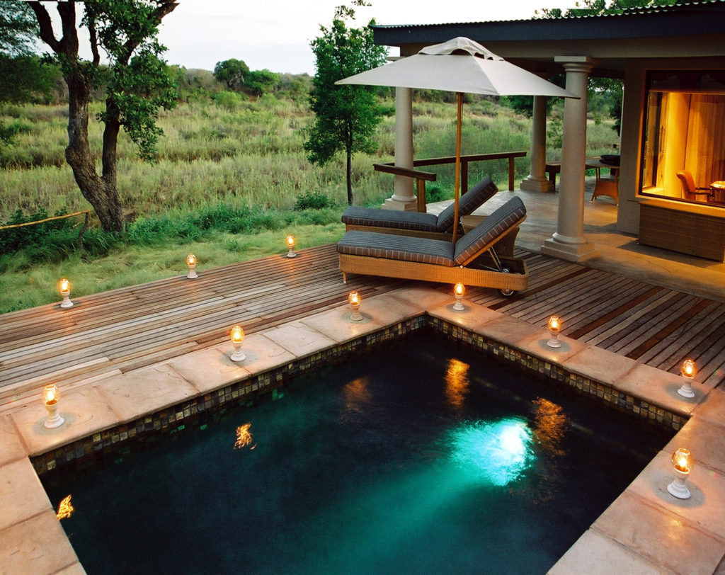 Rattray's Camp-Plunge Pool