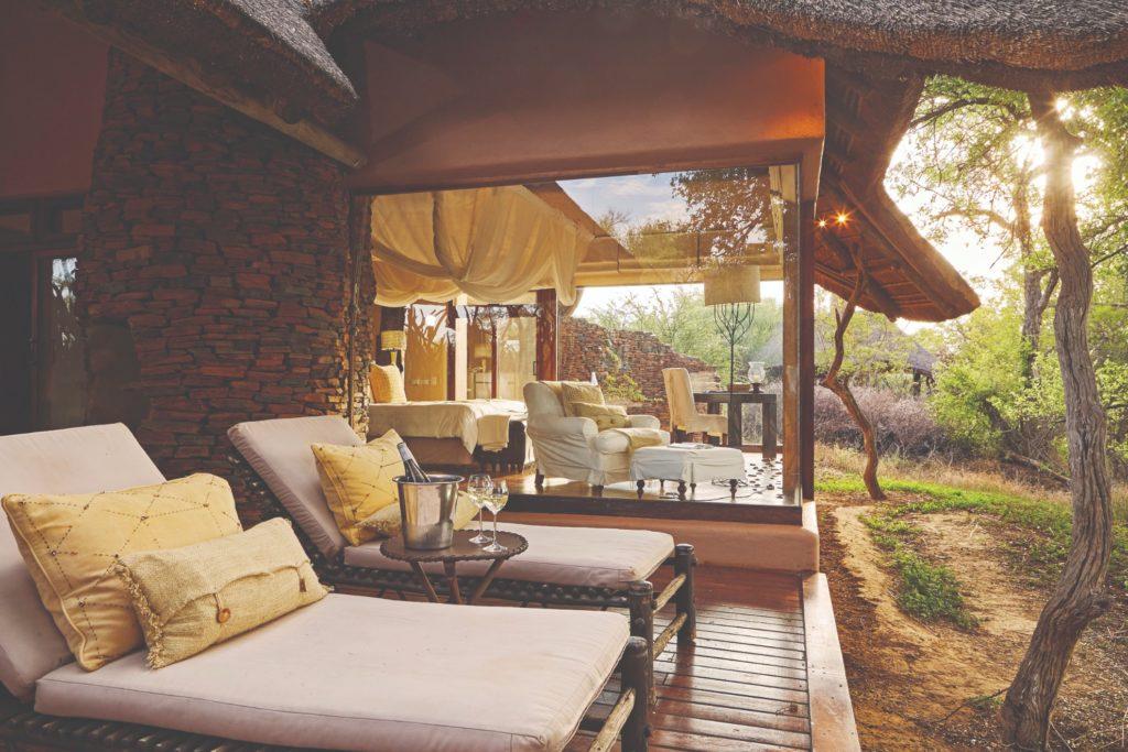 South Africa - Madikwe Game Reserve - 4948 - Decking Views