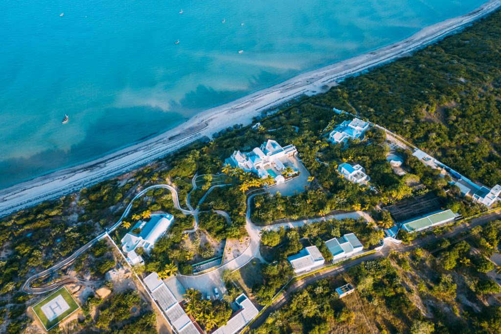 Mozambique - Vilanculos - 11895 - Santorini Mozambique from above