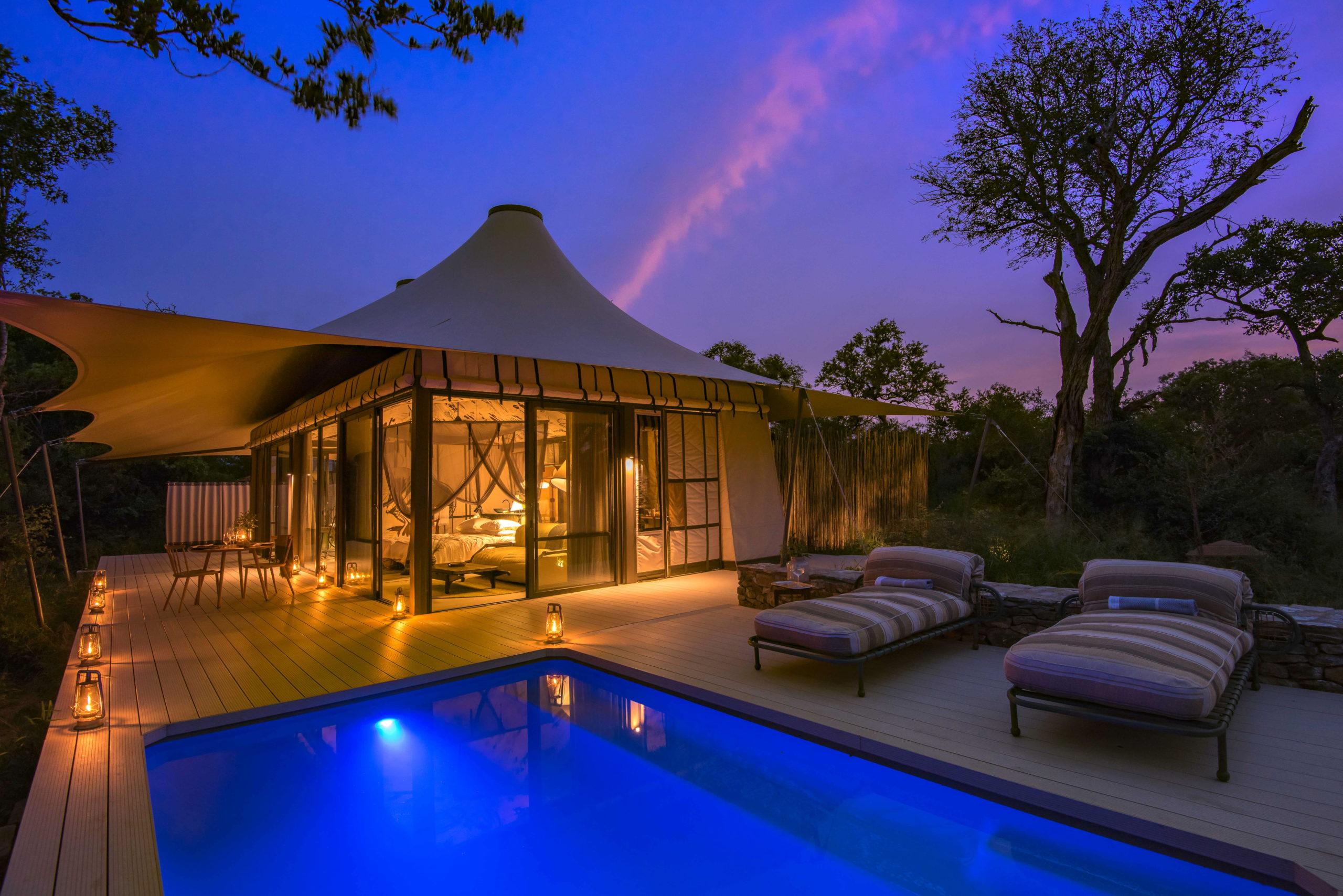 Thornybush - Saseka Luxury Tented