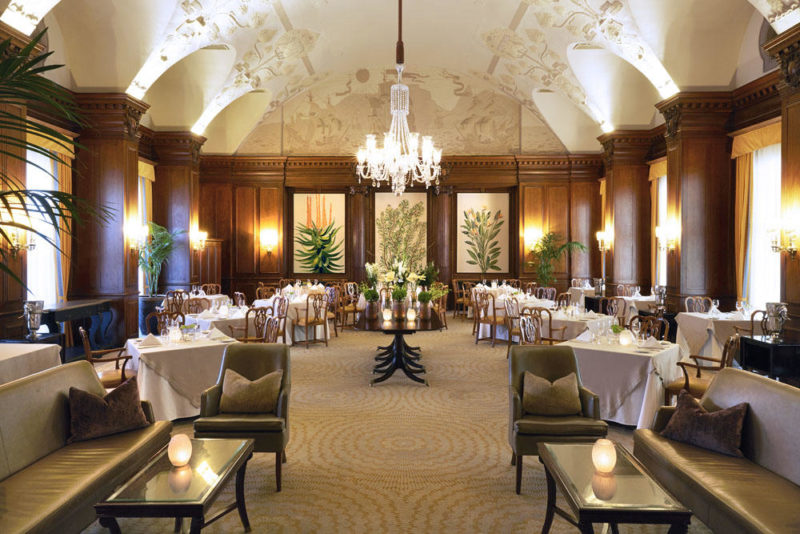South Africa - Cape Town - Belmond Mount Nelson - Lord Nelson Restaurant - Dining