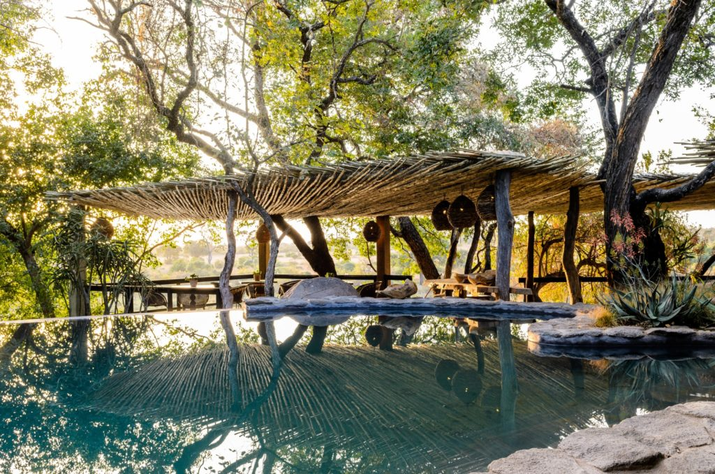South Africa - Kruger - 4948 - Pool and Outside Area