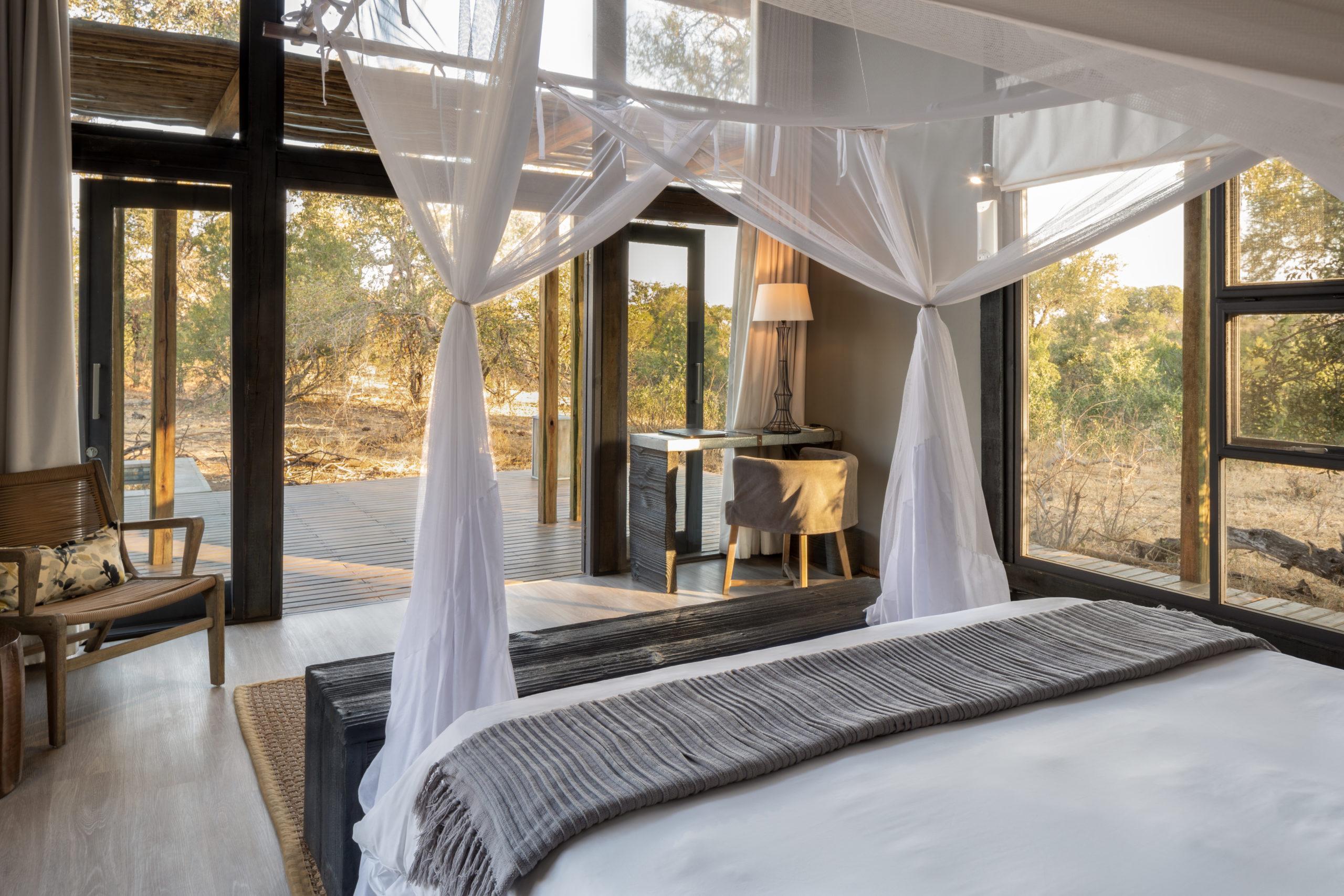 Simbavati River Lodge-Tented Pool Suite