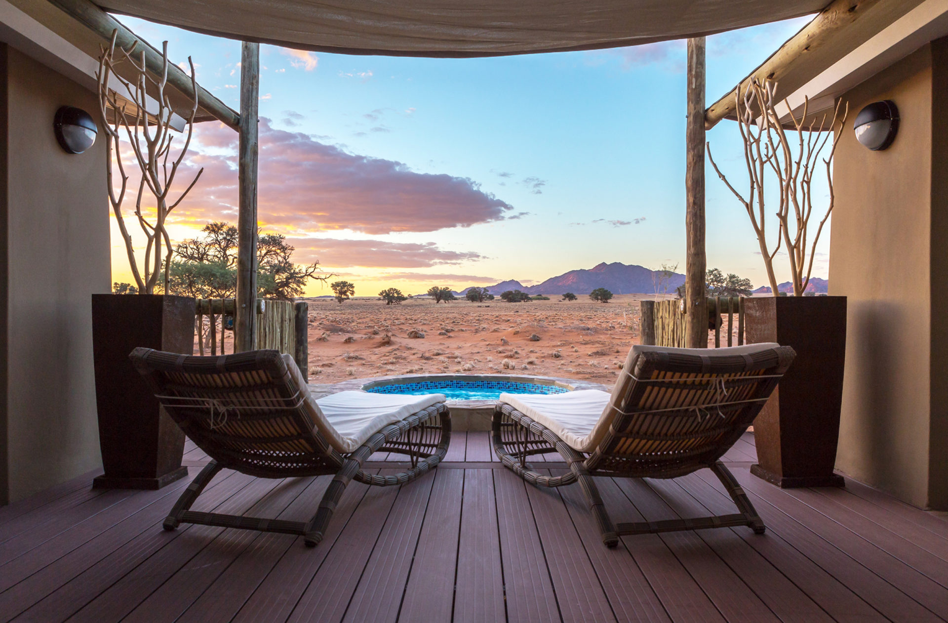 Namibia - 1552 - Sossusvlei Lodge - Pool