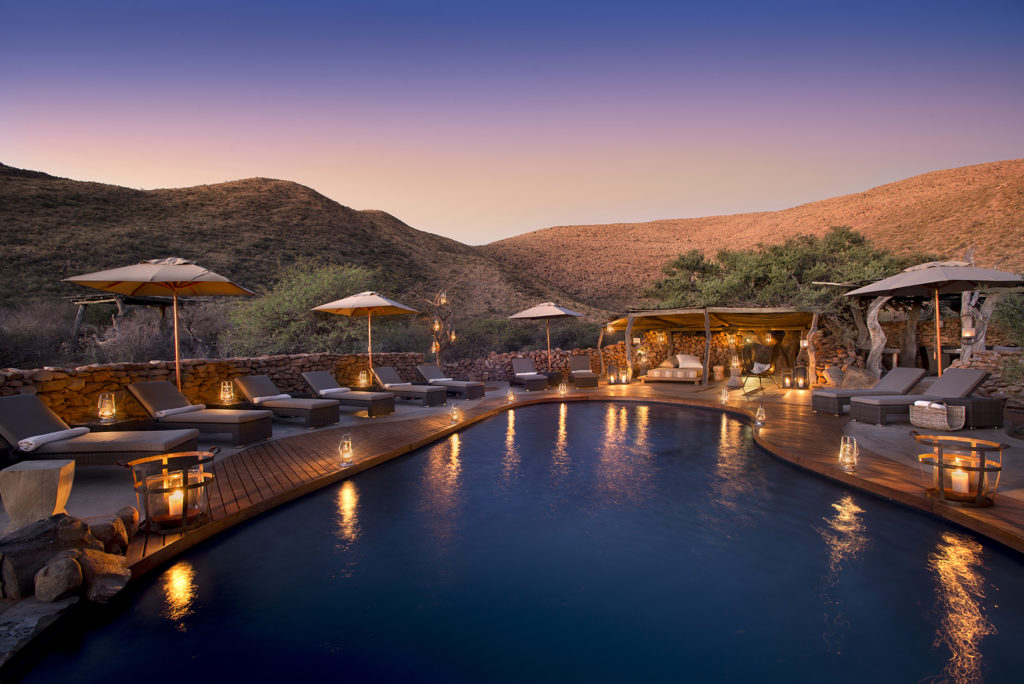 South Africa - Tswalu Kalahari Reserve - 4948 - Tarkuni Pool
