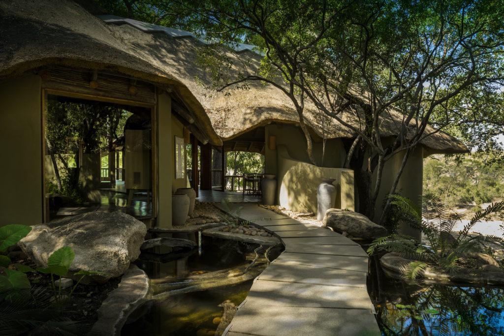 South Africa - Kruger - 4948 - Lodge Entrance