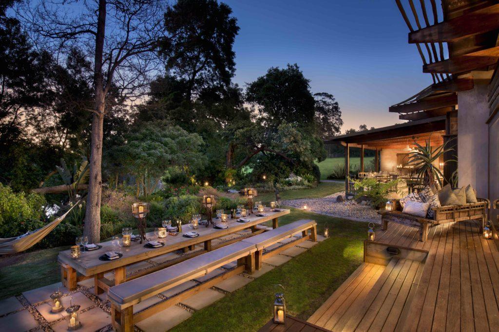 South Africa - Plettenberg Bay - Hunter's Country HouseHunter's - Restaurant
