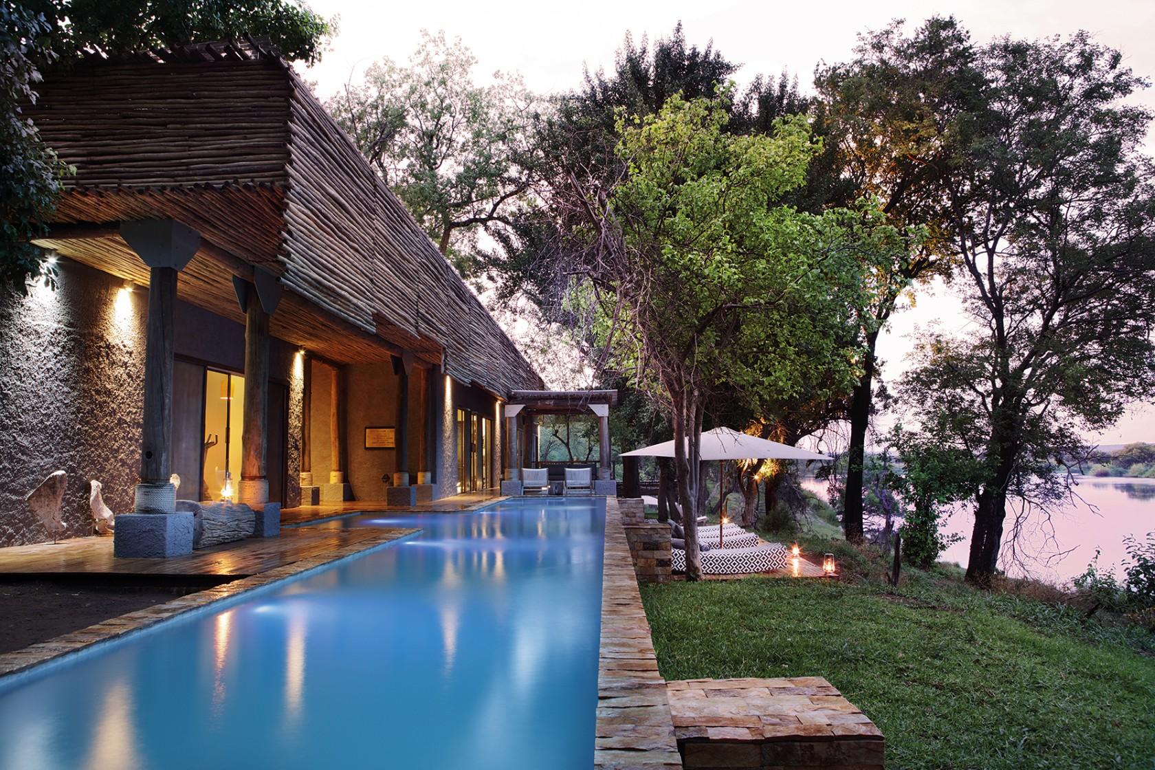 Matetsi Victoria Falls Zimbabwe Pool Views