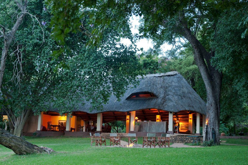 Zimbabwe - Victoria Falls - 1564 - Lodge Exterior