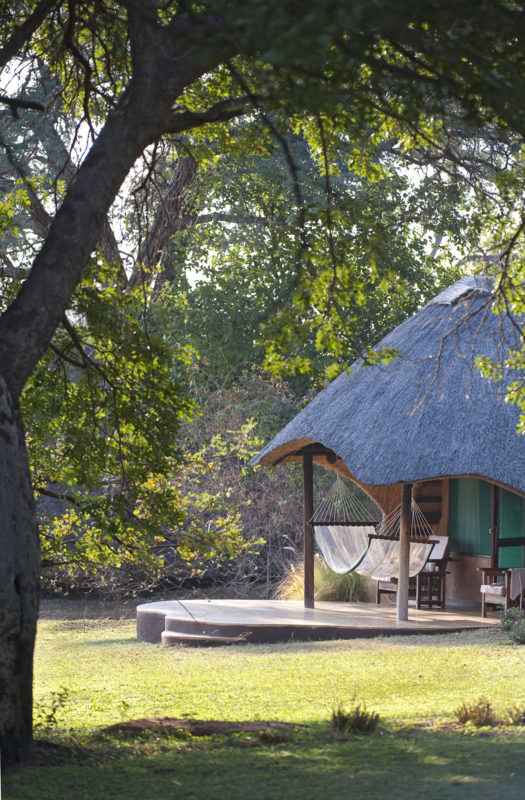 Zimbabwe - Victoria Falls - 1564 - Safari Chalet Exterior