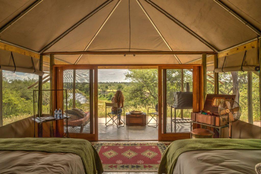 Botswana - Makgadikgadi Pans National Park - 1553 - Meno a Kwena Tented Camp