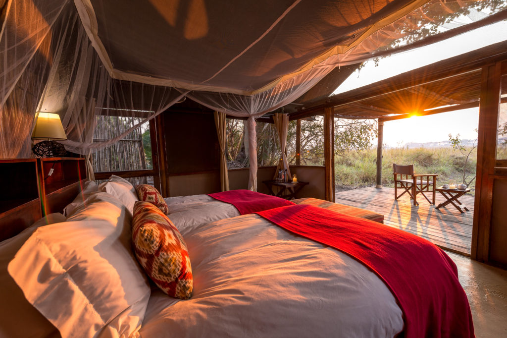 Zambia - Kafue National Park - 1564 - Room Views