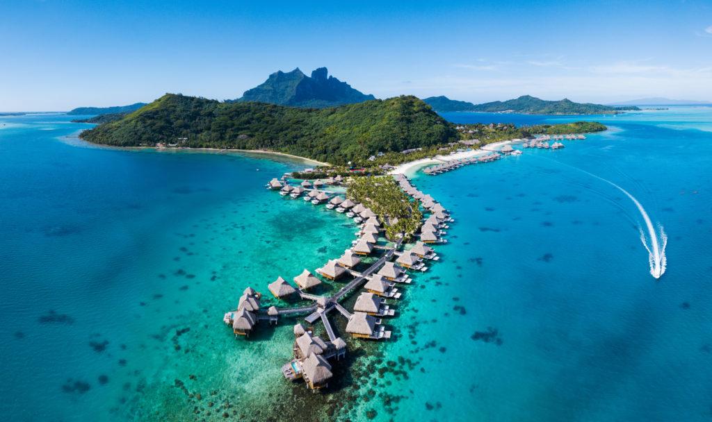 Conrad Bora Bora Nui - Aerial view (45)