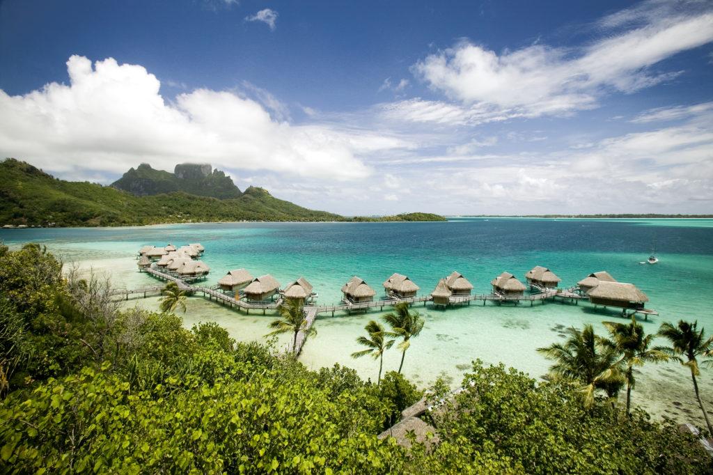 Sofitel Bora Private Island.General View23