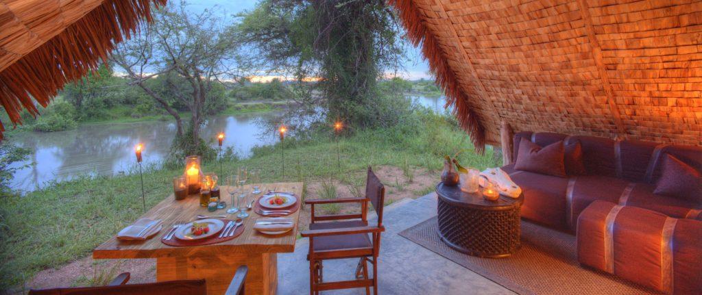 Tanzania - Serengeti Western Corridor - 1568 - Candle light views