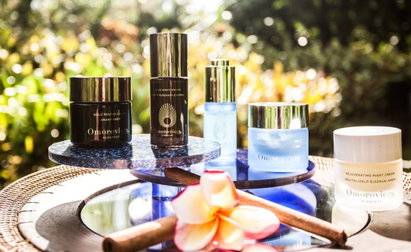 Seychelles - Mahe Island- 1554 - Maia Luxury Resort & Spa - Spa Cosmetics treatment range