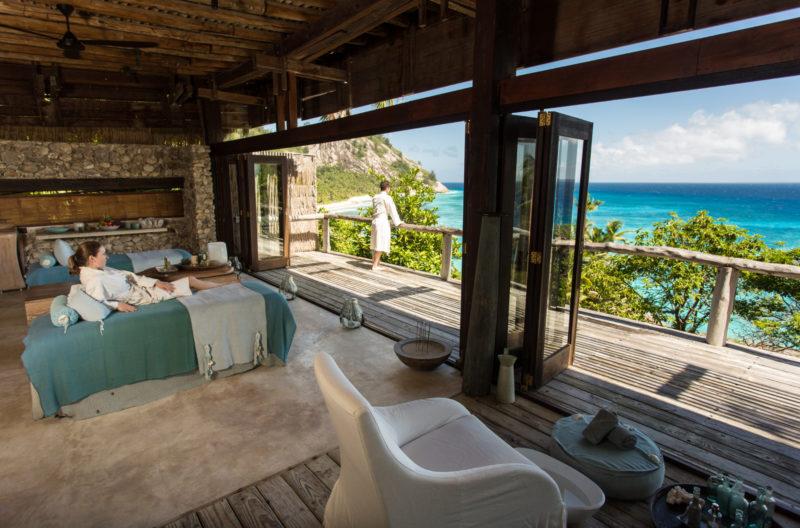 Seychelles - North Island - 1554 - North Island Resort - Couples Spa Treatments with sea views