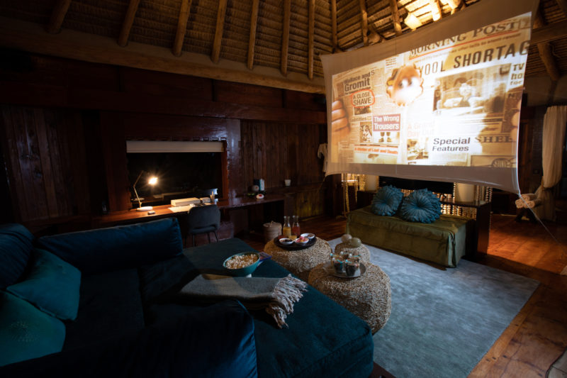 Seychelles - North Island - 1554 - North Island Resort - Villa Movie Night - Snacks