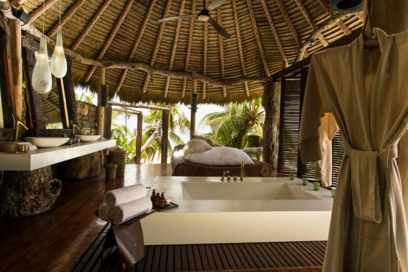 Seychelles - North Island - 1554 - North Island Resort- Villa North Island - Bathroom