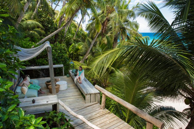 Seychelles - North Island - 1554 - North Island Resort - Villa North Island Sala in the trees