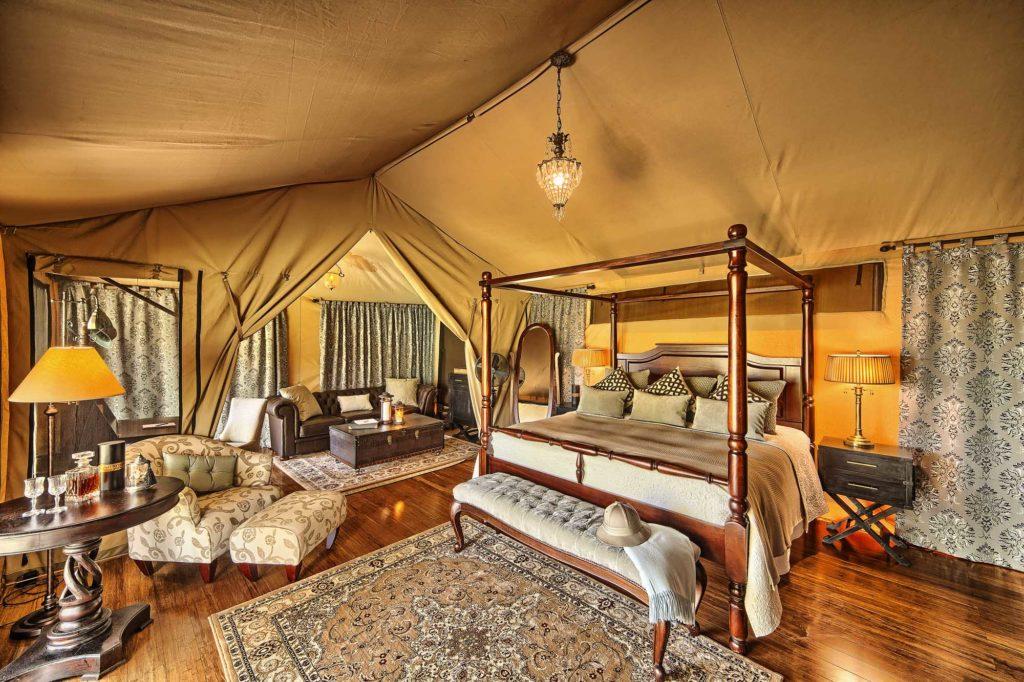 Kenya - Masai Mara - 12890 - Room Interior