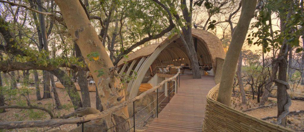 Botswana - Okavango Delta - 1553 - andBeyond Sandibe Okavango Safari Lodge
