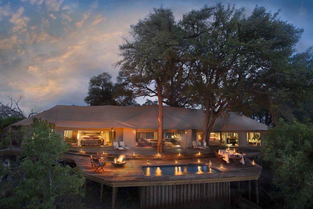 Botswana - Selinda Reserve - 1553 - Zarafa Camp
