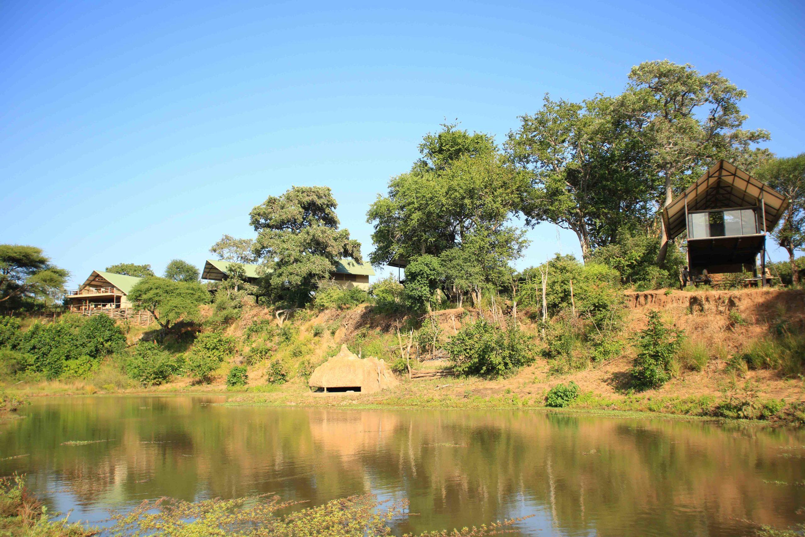Kavinga Safari Camp Mana Pools Zimbabwe River Views