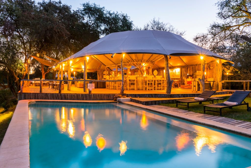 Zambia - Lower Zambezi - 1564 - Outdoor Swimming Pool