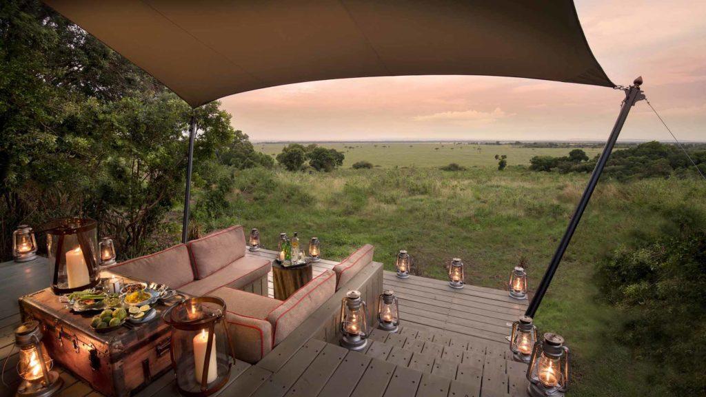 Kenya - Masai Mara - 12890 - andBeyond Bateleur Camp