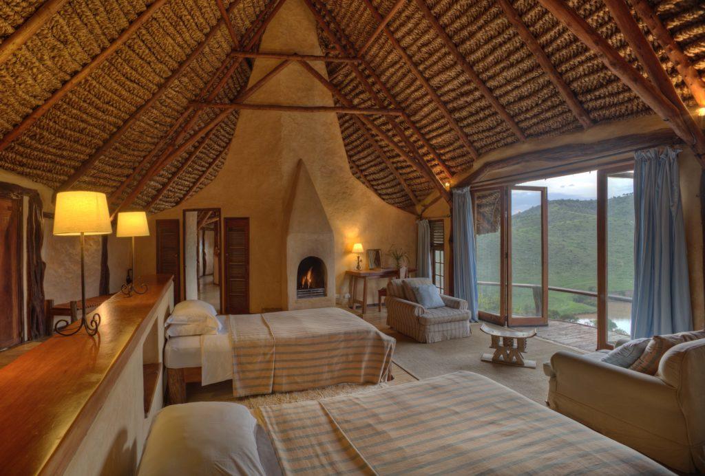 Borana Lodge-Room