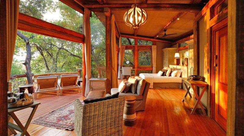 Botswana - Okavango Delta - Camp Okavango - Guest Suite - Seating