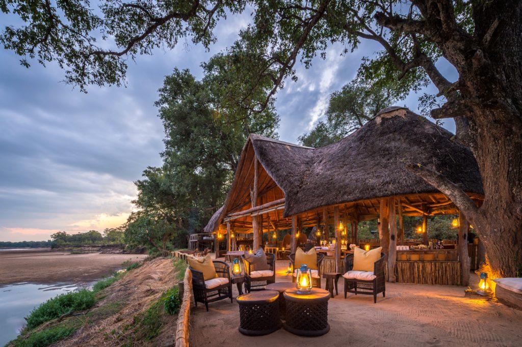 Zambia - South Luangwa National Park - 1564 - Chamilandu Bushcamp Lounge