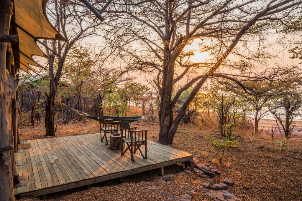 Zimbabwe - Lake Kariba - 1564 - Lodge Decking