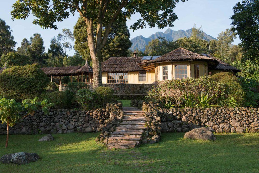 Uganda - Mgahinga Gorilla National Park - 1568 - Lodge Gardens