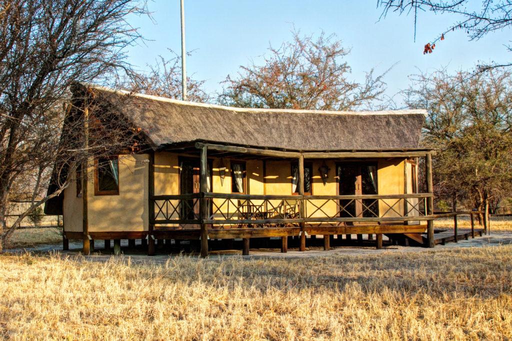 Botswana - Private Reserve (Near Kalahari) - 1553 - Deception Valley Lodge