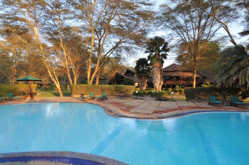 Kenya - Amboseli National Park - 12890 - Ol Tukai Lodge