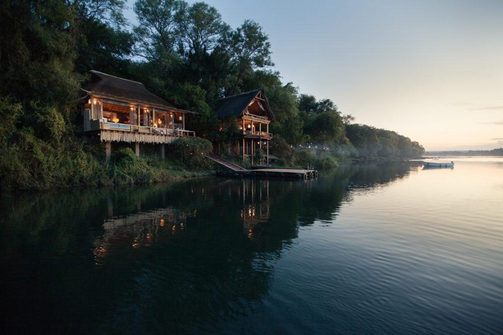 Zambia - Livingstone - 1564 - Tongabezi Lodge lookout