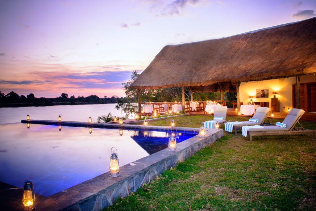 Zambia - Kafue National Park - 1564 - Pool Views